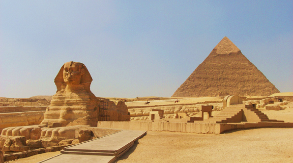 Egyptian Pyramids-Small