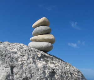 Balance... the Key to Life