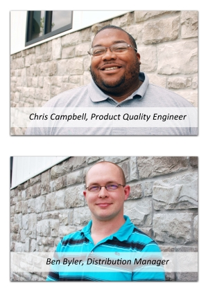Two New Associates Join the PRIER Family