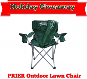 Outdoor Lawn Chair Giveaway