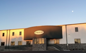 PRIER Announces Completion of Sales, Training and Logistics Center