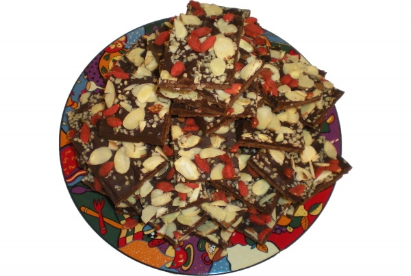 Power to the People; Superfood Bark