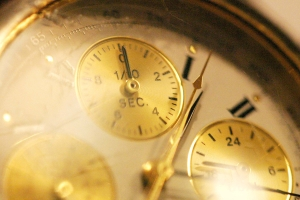 Time Management: Developing Behaviors to Get the Most Out of Time